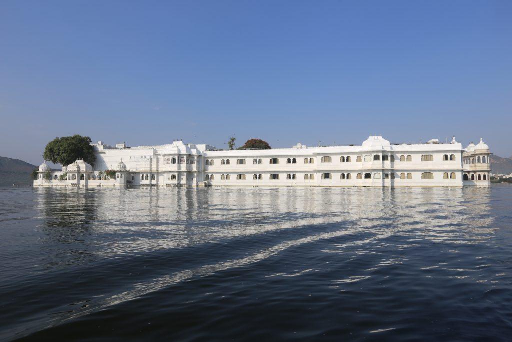 Viaje a La India 2017: Lake Palace en la India