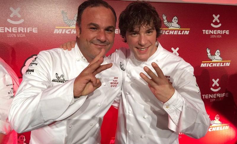 La Guía Michelin aporta 26 nuevas estrellas a España