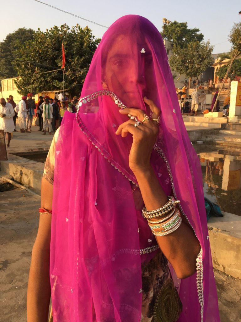 Viaje a la India 2017: Pilar Latorre World Cuisine. Ceremonia religiosa en Puskhar