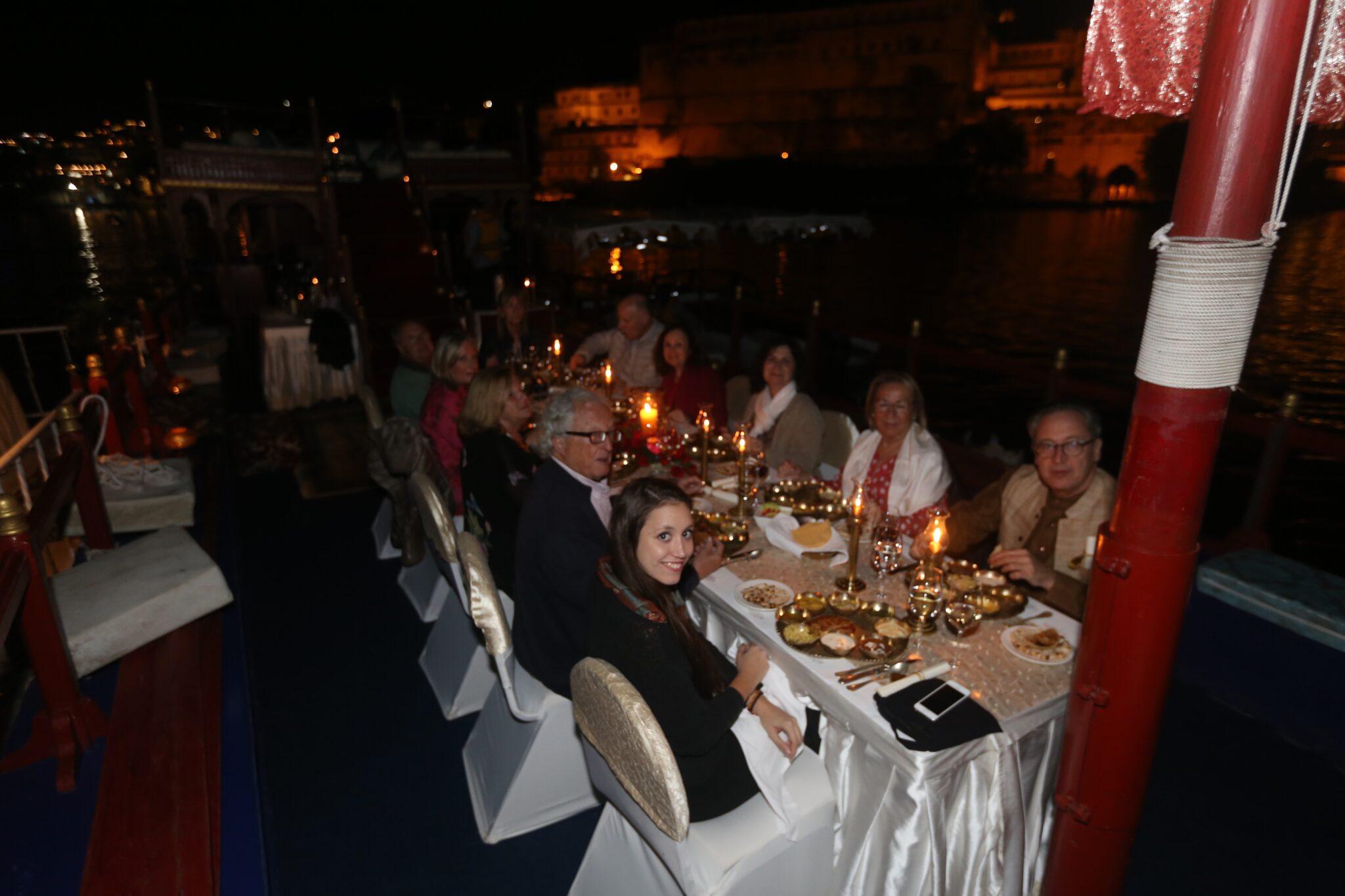 Pilar Latorre World Cuisine. Viaje India 2017 - HOTEL LAKE PALACE