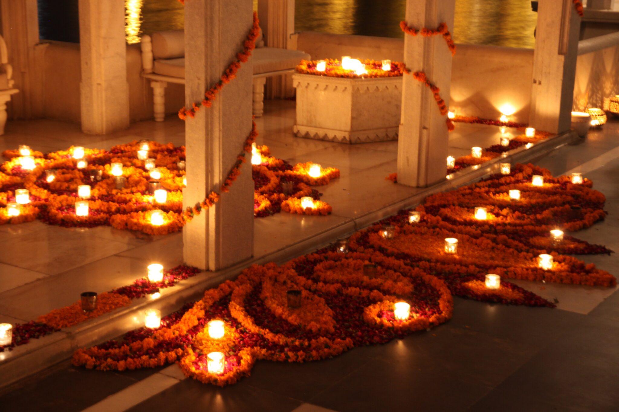 Pilar.Latorre. World Cuisine. Viaje a La India2017: Palacio Real iluminado en Udaipur