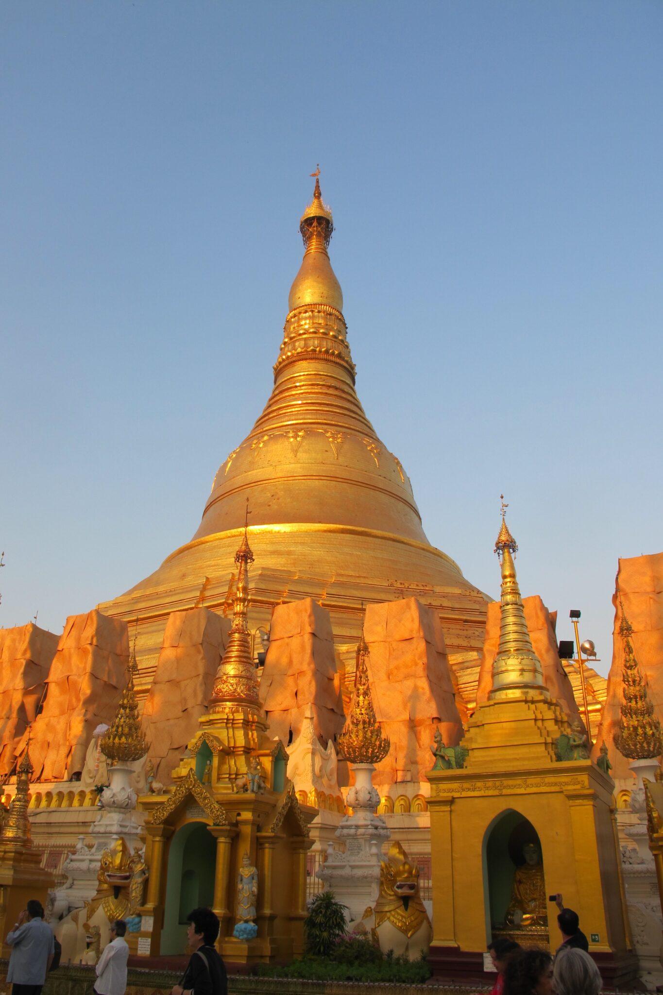 Pilar Latorre - World Cuisine - Viaje a Myanmar 2018. Yangoon