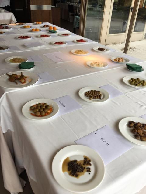"""cata de """"Conservas vegetales"""" para la Guía Repsol de los Mejores Alimentos de España"""