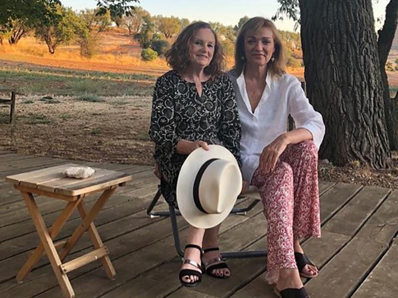 Lanzamiento del libro de viajes de Pilar Latorre
